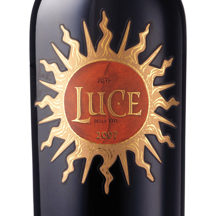 Luce della Vite `Luce` 2010, 750ml (JS98) from The BPW - Merchants of rare and fine wines.