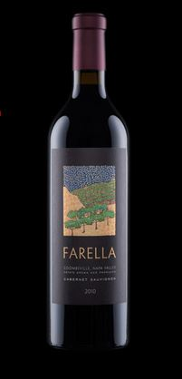 Farella Cabernet Sauvignon Napa Valley 2010, 750ml () from The BPW - Merchants of rare and fine wines.