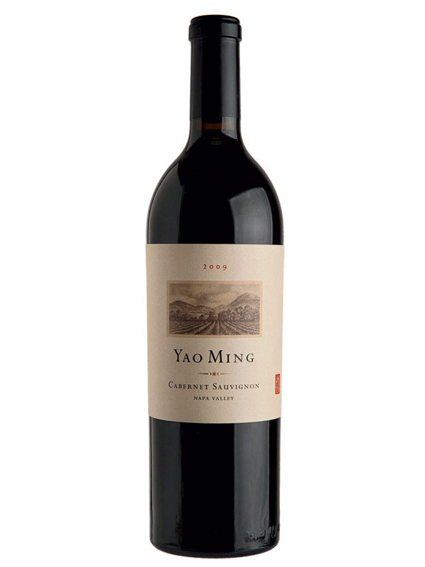 Yao Ming Cabernet Sauvignon Napa Valley 2009, 750ml (WE95) from The BPW - Merchants of rare and fine wines.