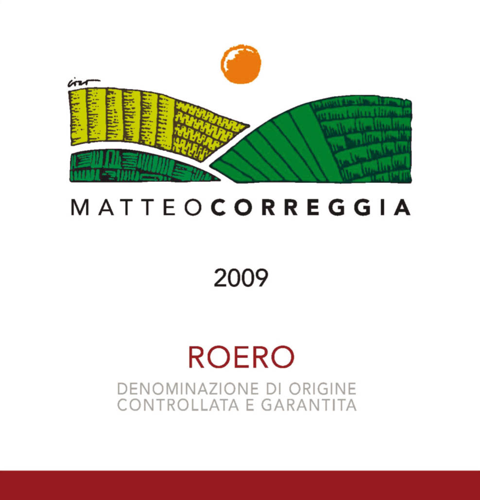 Matteo Correggia Roero 2010, 750ml () from The BPW - Merchants of rare and fine wines.