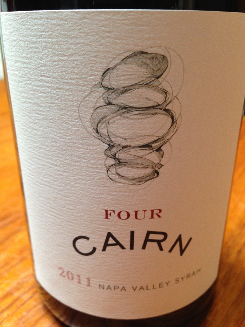 Four Cairn Syrah Napa Valley 2011,  () from The BPW - Merchants of rare and fine wines.