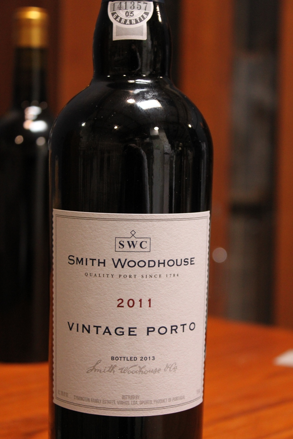Smith Woodhouse Vintage Port 2011, 750ml (WS96) from The BPW - Merchants of rare and fine wines.