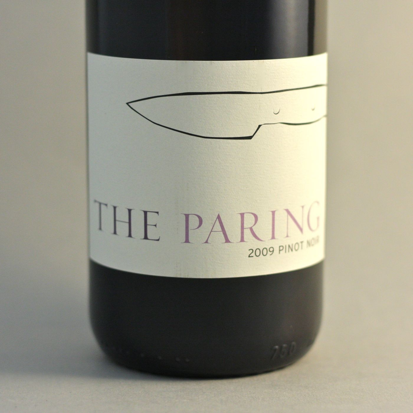 The Paring Pinot Noir 2010,  () from The BPW - Merchants of rare and fine wines.