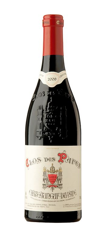 Clos des Papes Chateauneuf du Pape 2011, 750ml (WA96) from The BPW - Merchants of rare and fine wines.