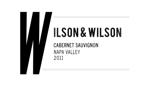 Wilson & Wilson Cabernet Sauvignon Napa Valley 2011,  () from The BPW - Merchants of rare and fine wines.