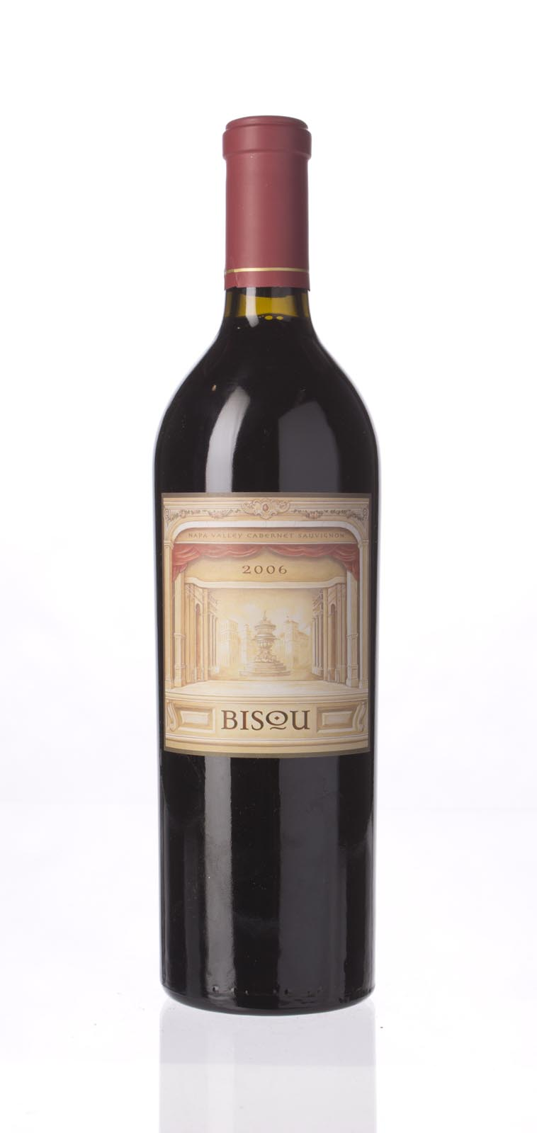 James Johnson Cabernet Sauvignon Bisou 2006,  () from The BPW - Merchants of rare and fine wines.