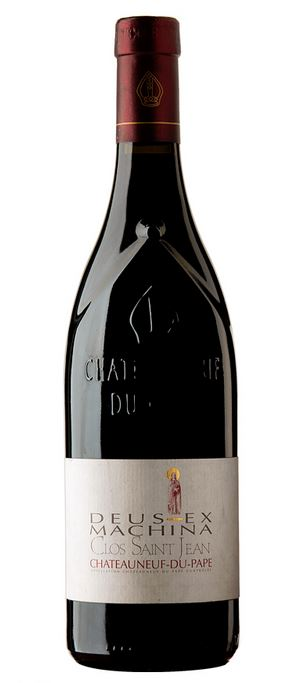 Clos St. Jean Chateauneuf du Pape Deus Ex Machina 2010,  (WA100) from The BPW - Merchants of rare and fine wines.