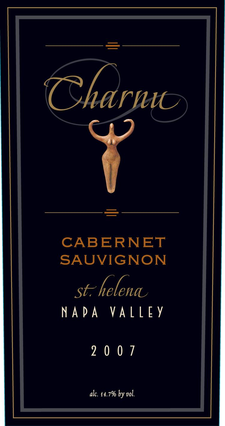Charnu Cabernet Sauvignon St. Helena 2010, 1.5L () from The BPW - Merchants of rare and fine wines.