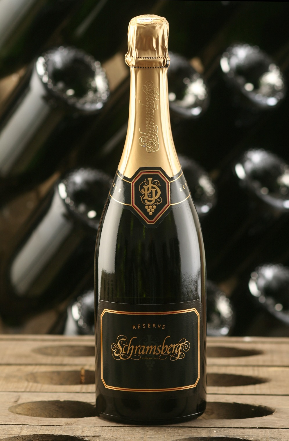 Schramsberg Reserve 2004, 750ml (WE98) from The BPW - Merchants of rare and fine wines.