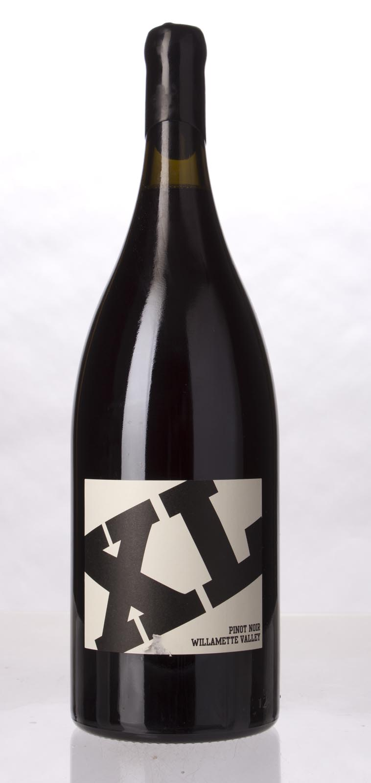 Mouton Noir Wines Pinot Noir XL 2010, 1.5L () from The BPW - Merchants of rare and fine wines.