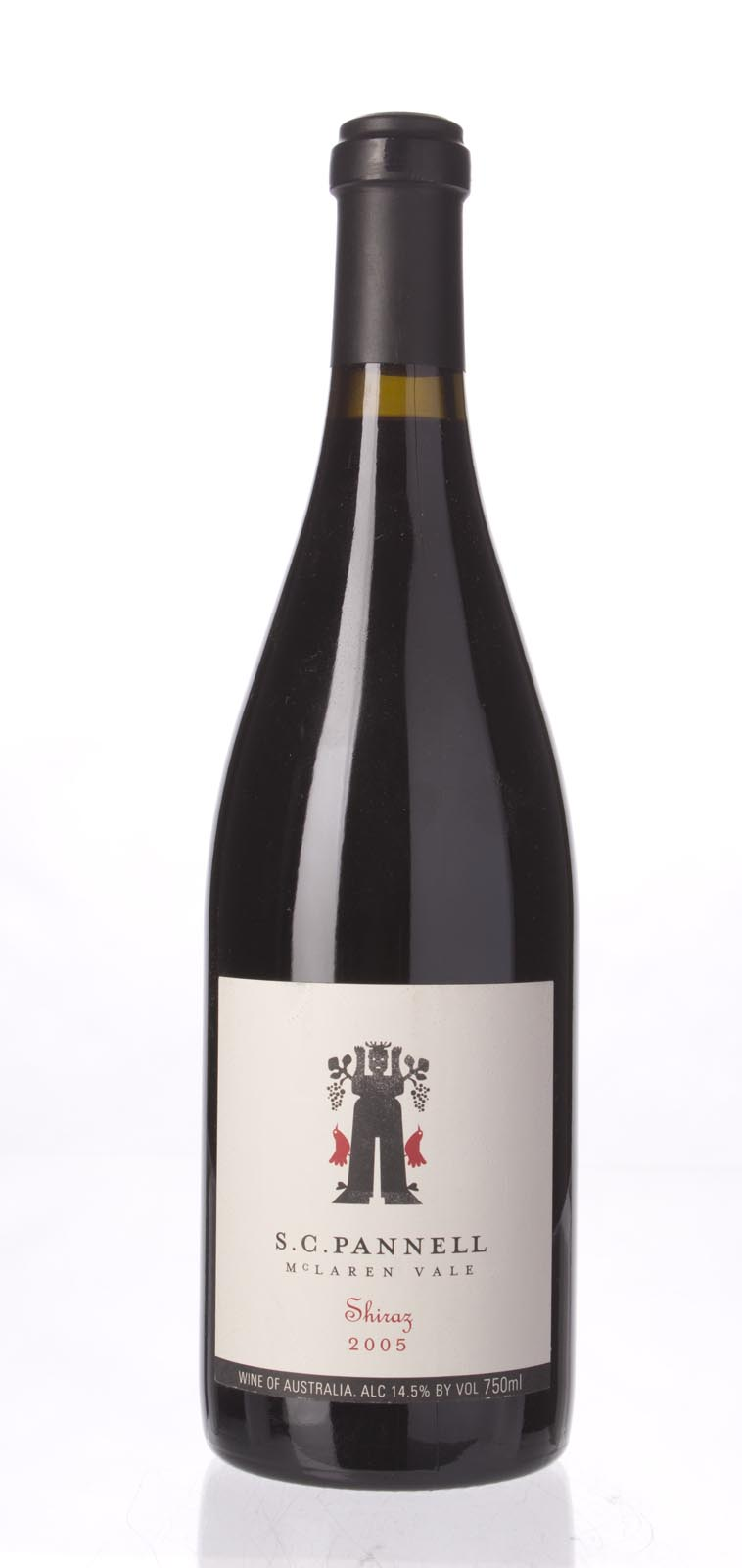 Stephen Pannell Shiraz McLaren Vale 2005, 750mL (ST93) from The BPW - Merchants of rare and fine wines.