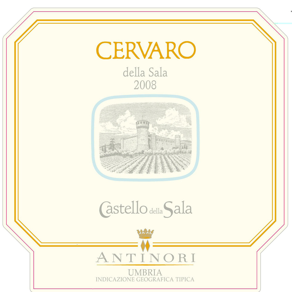 Antinori Cervaro della Sala 2011,  (JS95, WA94+) from The BPW - Merchants of rare and fine wines.