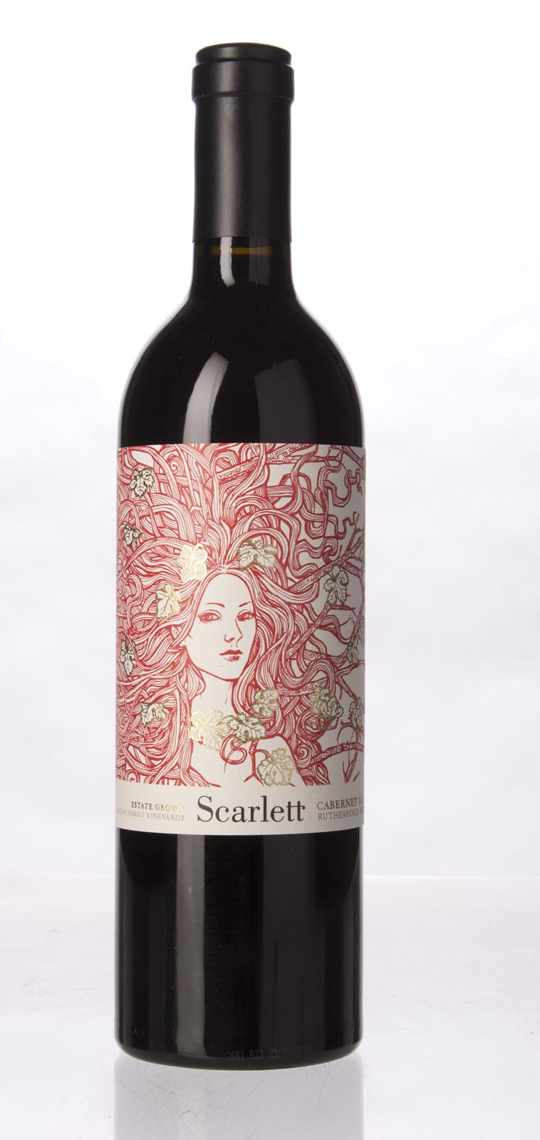 McGah Family Scarlett Cabernet Sauvignon Rutherford 2011,  (WS91) from The BPW - Merchants of rare and fine wines.