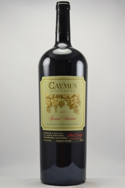 Caymus Cabernet Sauvignon Special Selection 2011, 1.5L (WA95) from The BPW - Merchants of rare and fine wines.