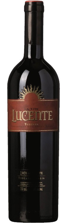 Luce della Vite IGT Lucente 2011,  (JS93) from The BPW - Merchants of rare and fine wines.