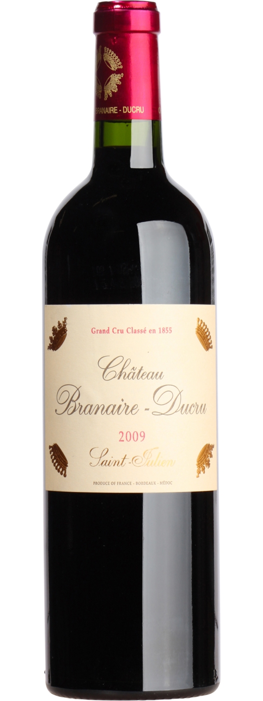 Branaire Ducru 2009,  (WA96, JS95) from The BPW - Merchants of rare and fine wines.