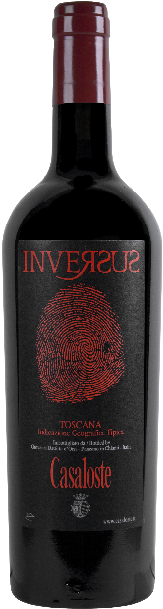 Casaloste Inversus 2009,  (JS96) from The BPW - Merchants of rare and fine wines.