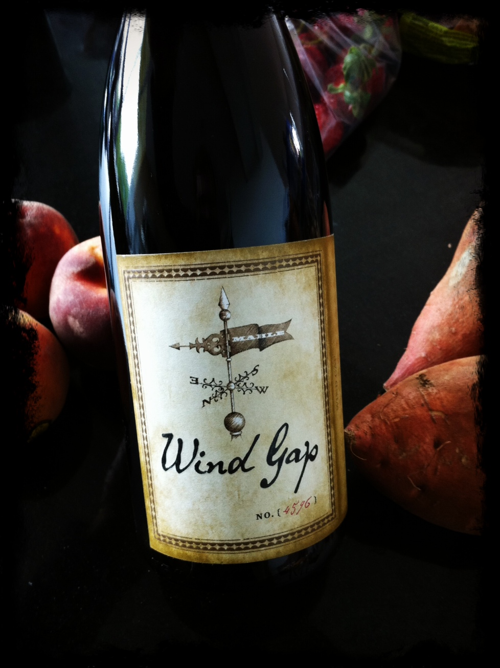 Wind Gap Wines Grenache Sceales Vineyard 2011, 750ml (ST92) from The BPW - Merchants of rare and fine wines.