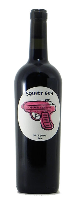 Squirt Gun Cabernet Sauvignon Napa Valley 2010, 750ml () from The BPW - Merchants of rare and fine wines.