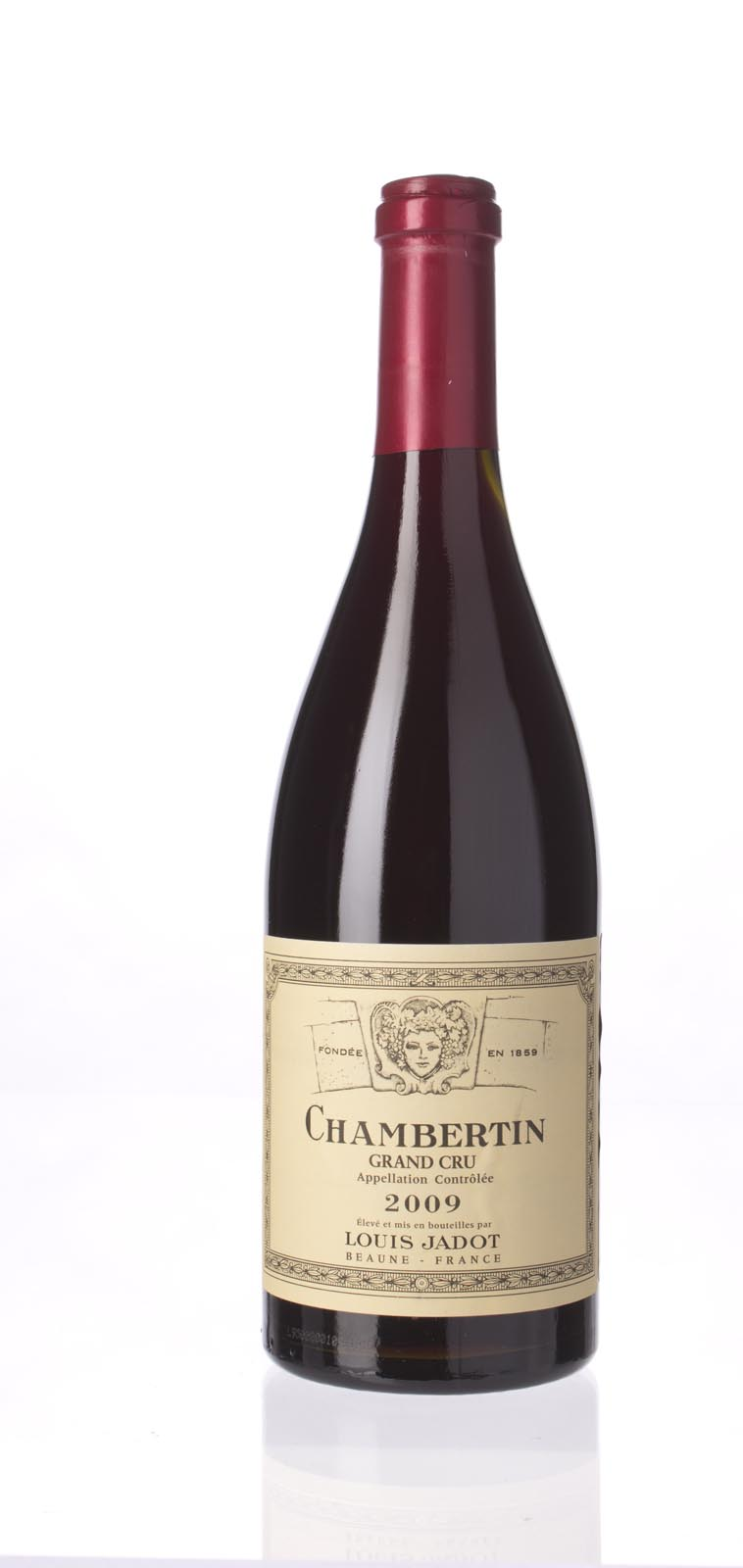 Louis Jadot Chambertin 2009, 750mL (BH92-94, ST92-94, WA91-94) from The BPW - Merchants of rare and fine wines.