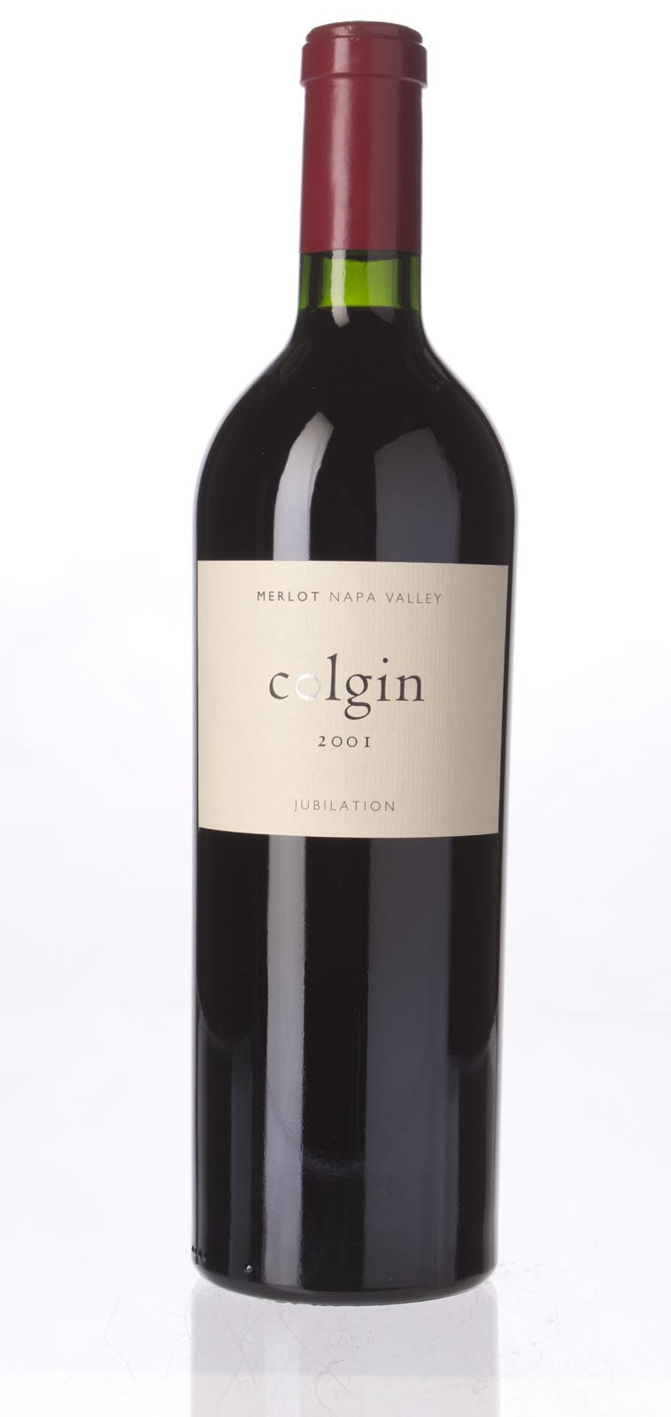 Colgin Merlot Jubilation 2001, 750mL () from The BPW - Merchants of rare and fine wines.