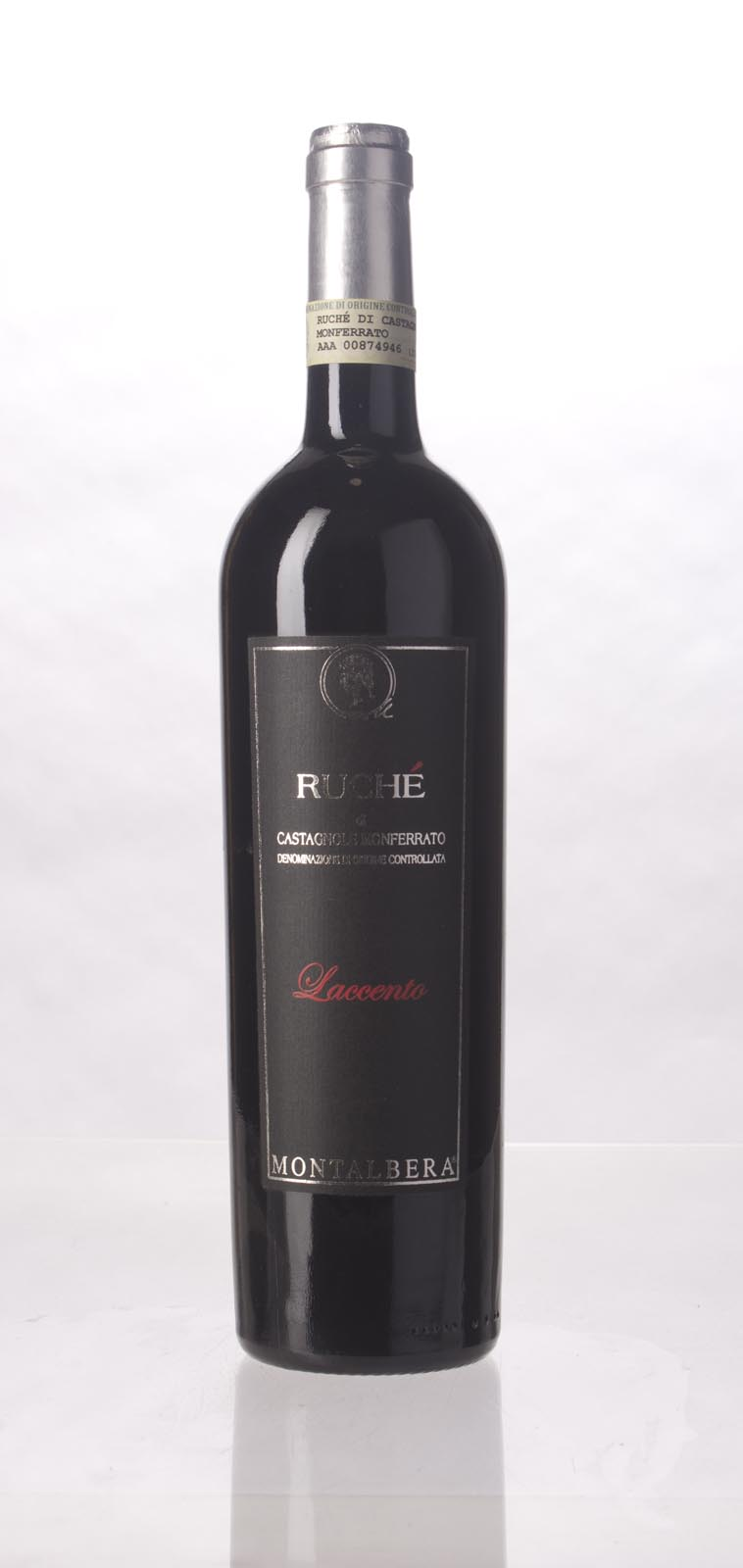 Montalbera Ruche di Castagnole Monferrato Laccento 2012,  (LM99) from The BPW - Merchants of rare and fine wines.