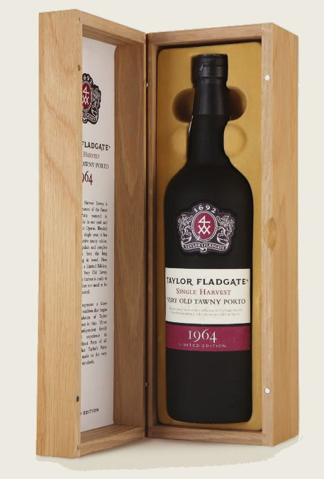 Taylor Single Harvest Very Old Tawny Port 1964,  () from The BPW - Merchants of rare and fine wines.