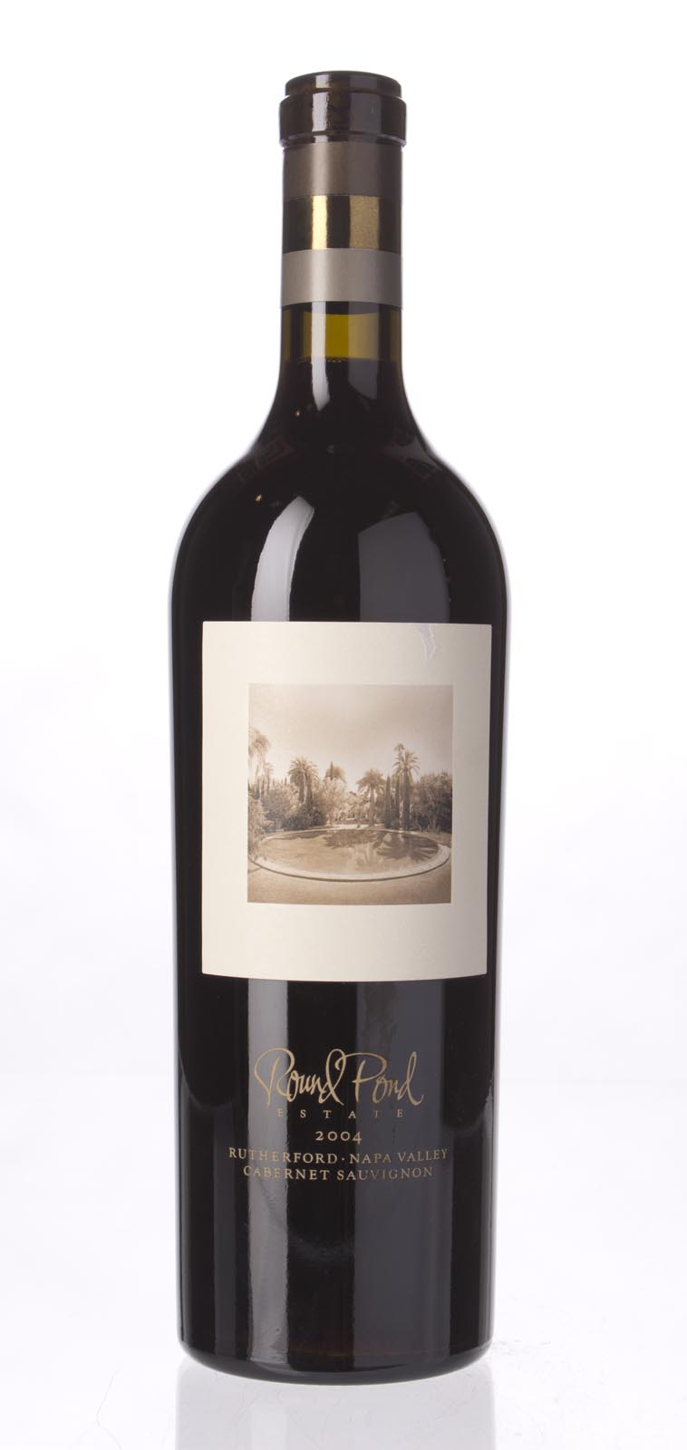 Round Pond Cabernet Sauvignon Rutherford 2004, 750mL () from The BPW - Merchants of rare and fine wines.