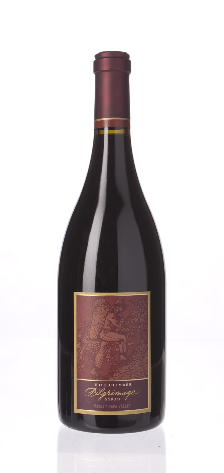 Hill Climber Syrah Pilgrimage 2004, 750mL (WA90) from The BPW - Merchants of rare and fine wines.
