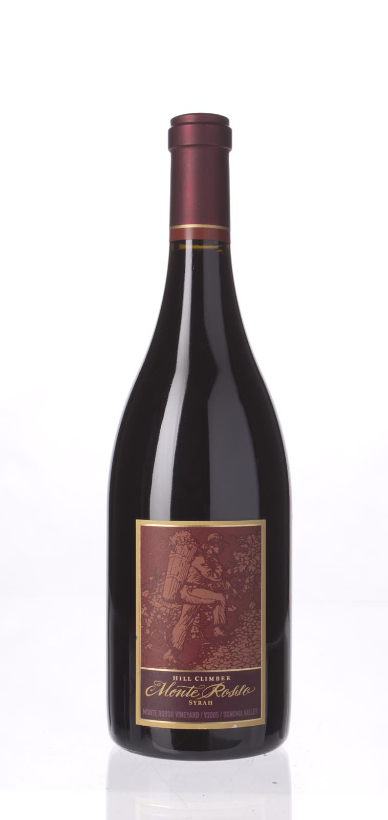 Hill Climber Syrah Monte Rosso 2005, 750mL () from The BPW - Merchants of rare and fine wines.