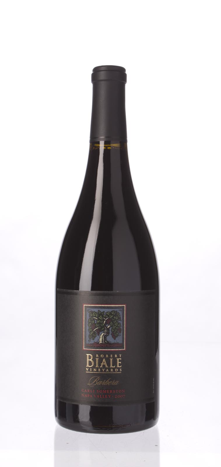 Robert Biale Barbera Carli / Somerston Vineyards 2007, 750mL () from The BPW - Merchants of rare and fine wines.