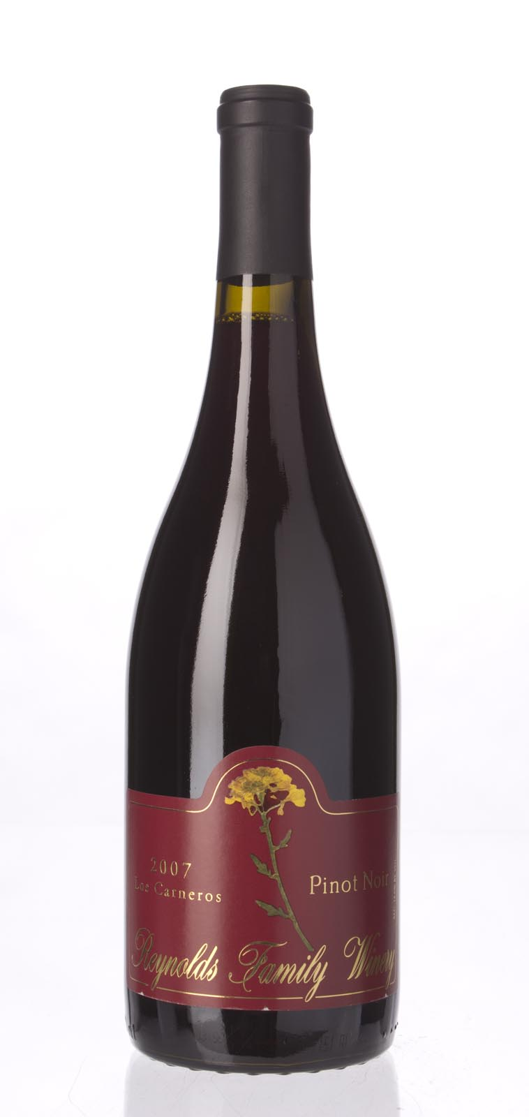 Reynolds Family Pinot Noir Carneros 2007, 750mL () from The BPW - Merchants of rare and fine wines.