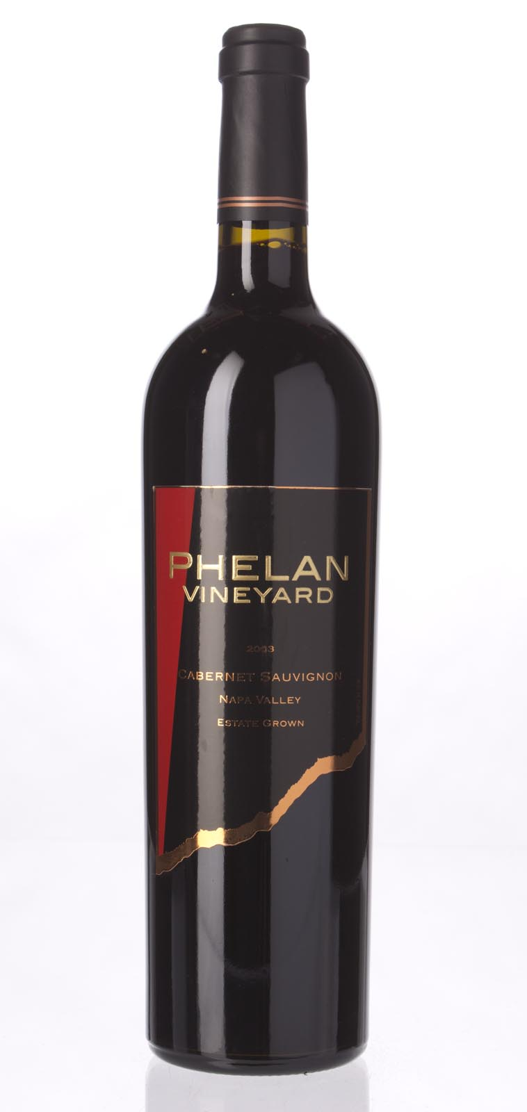 Phelan Cabernet Sauvignon Napa Valley 2003, 750ml () from The BPW - Merchants of rare and fine wines.