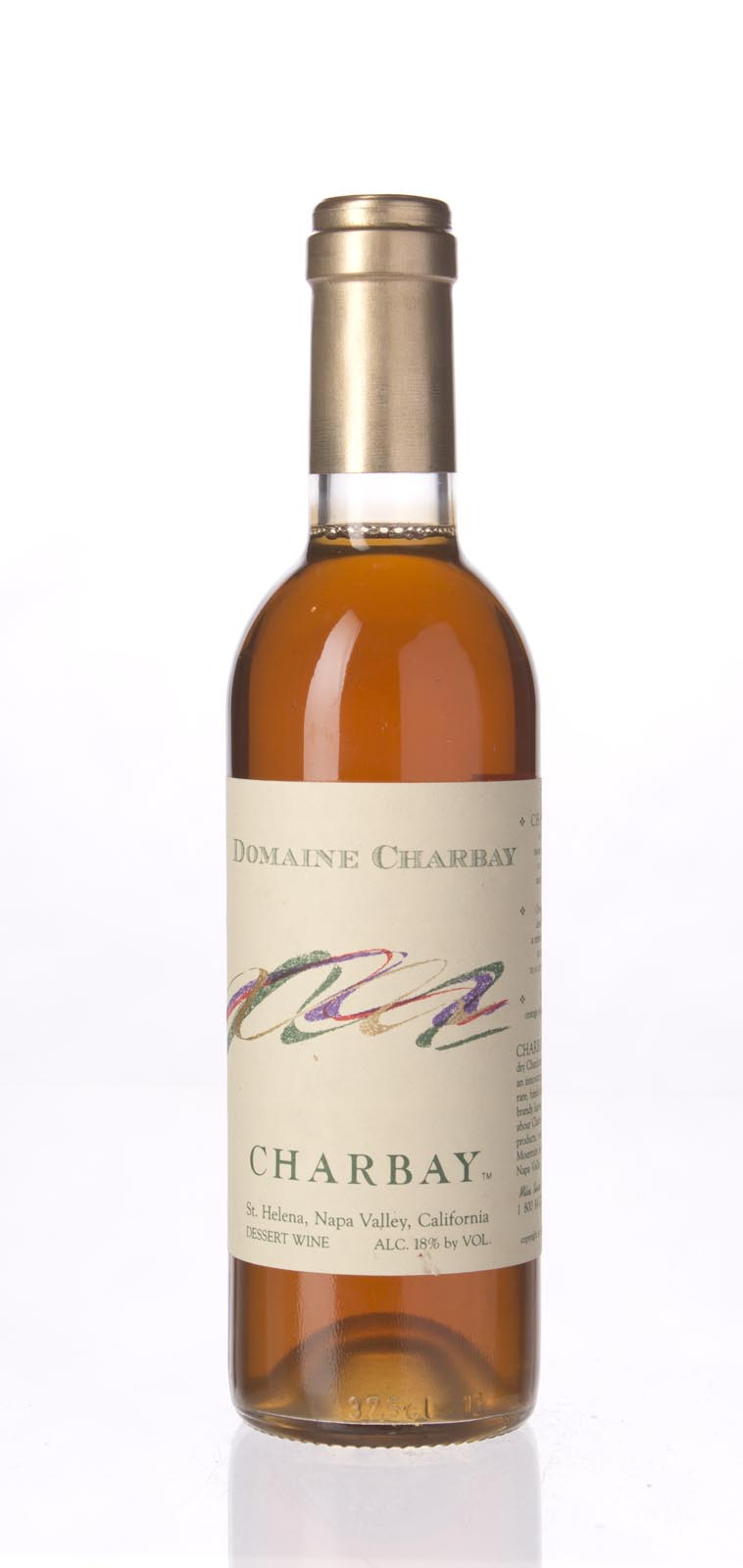 Domaine Charbay Napa Valley Dessert Wine N.V., 375ml () from The BPW - Merchants of rare and fine wines.