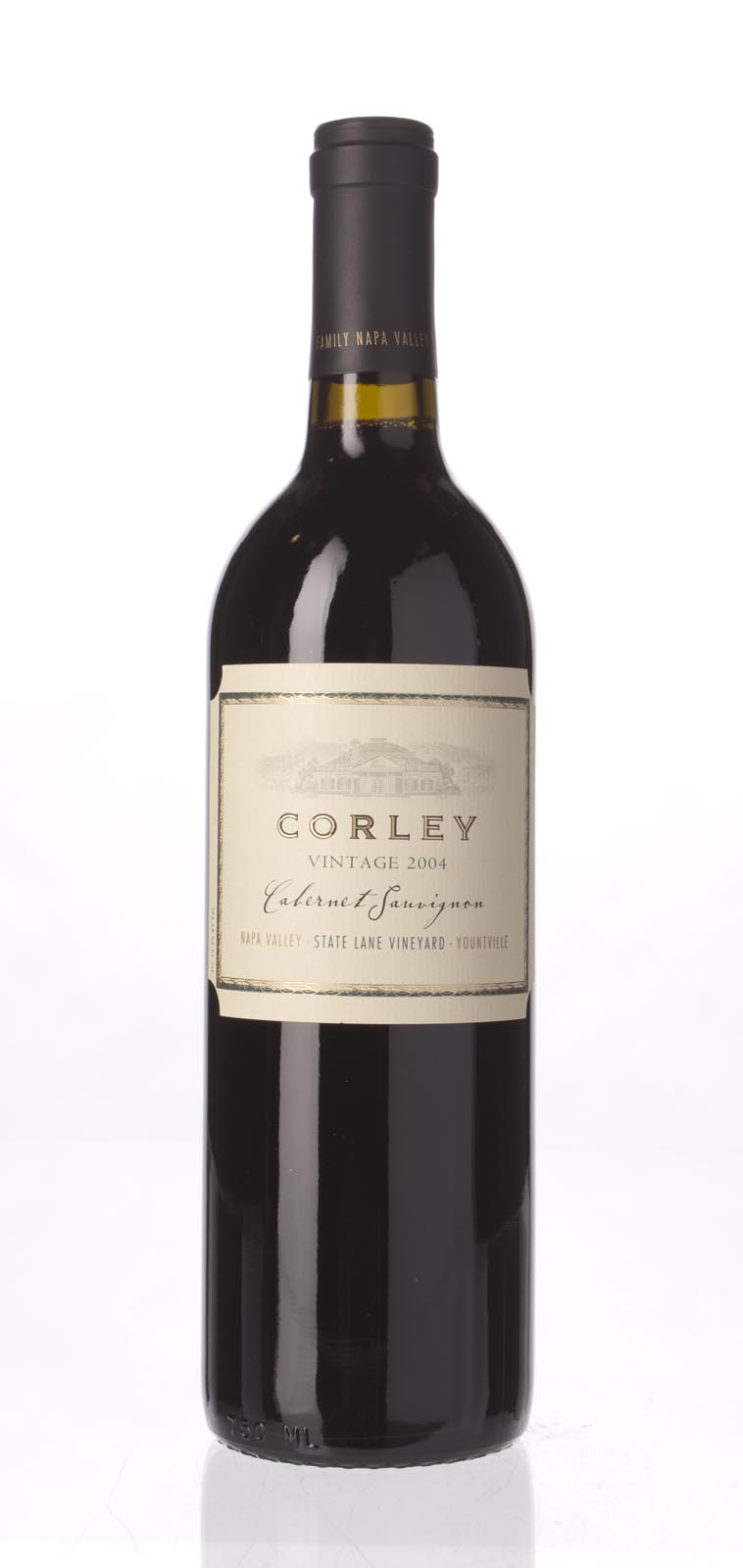 Corley Cabernet Sauvignon State Lane Vineyard 2004, 750mL () from The BPW - Merchants of rare and fine wines.