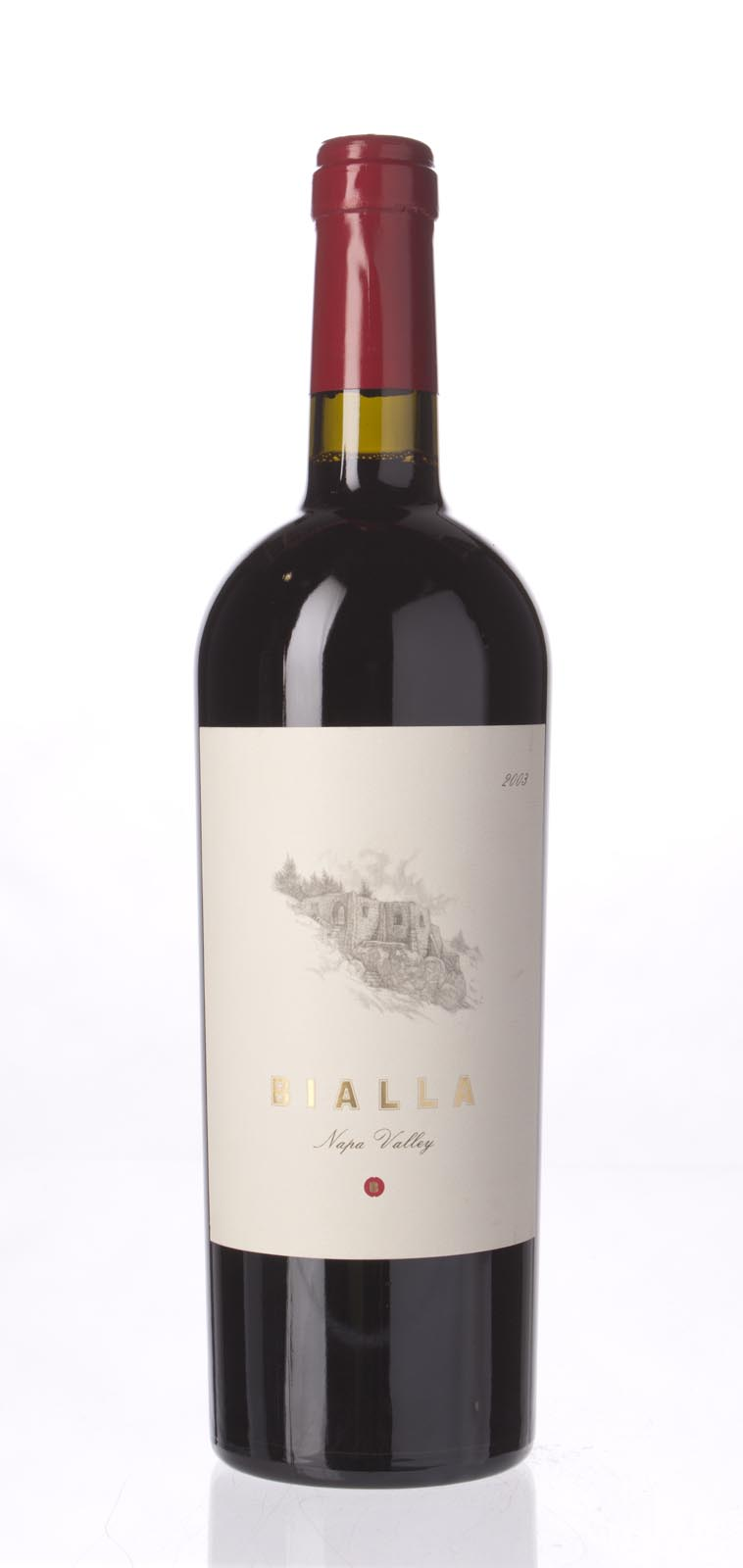 Bialla Cabernet Sauvignon Napa Valley 2003, 750ml () from The BPW - Merchants of rare and fine wines.
