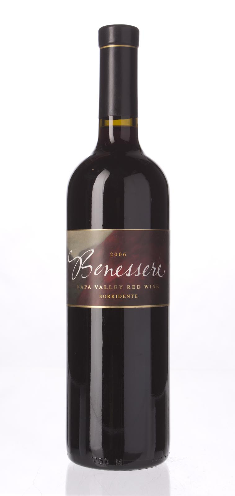 Benessere Proprietary Red Sorridente 2006, 750mL () from The BPW - Merchants of rare and fine wines.