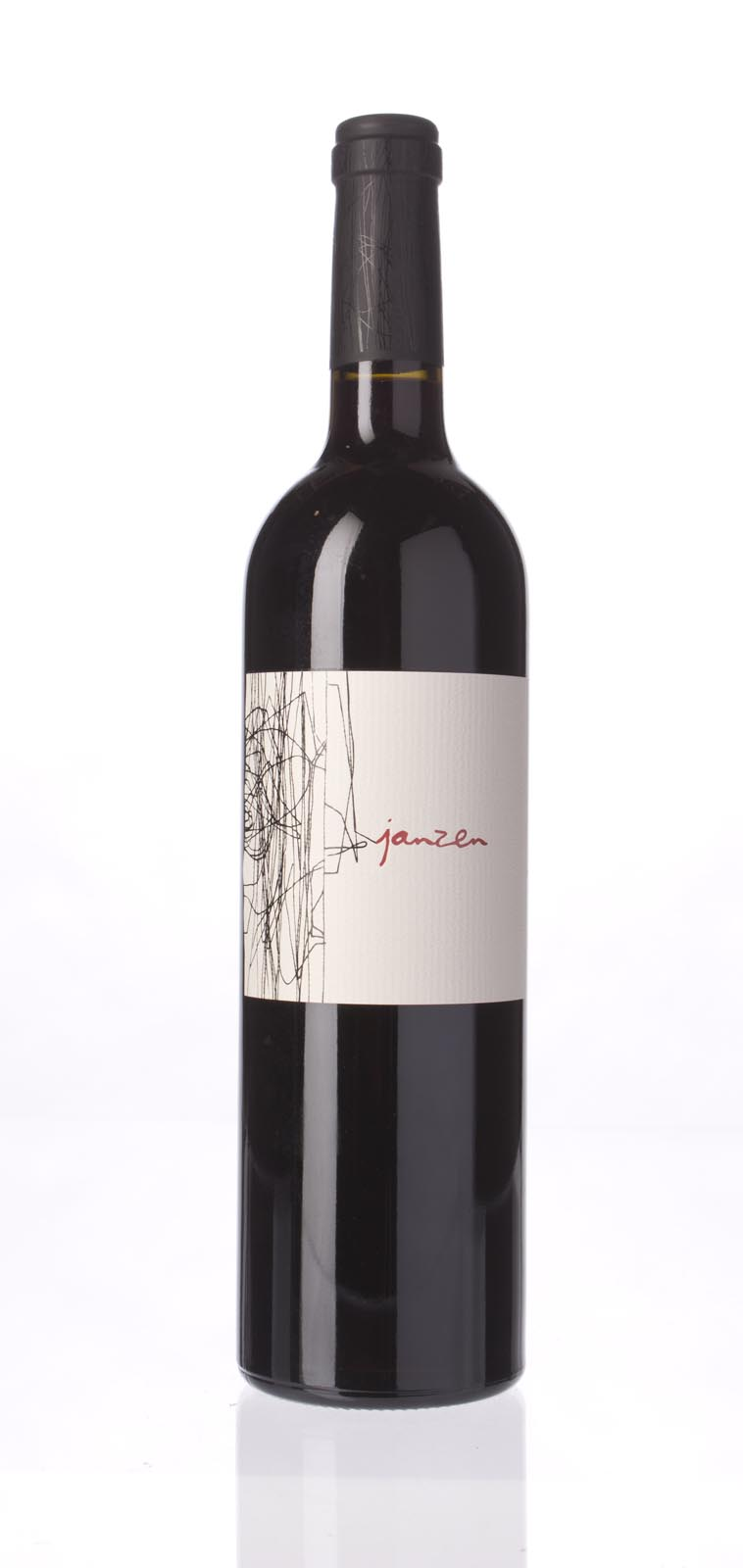 Janzen Cabernet Sauvignon Beckstoffer To Kalon Vineyard 2005, 750mL (WA89) from The BPW - Merchants of rare and fine wines.
