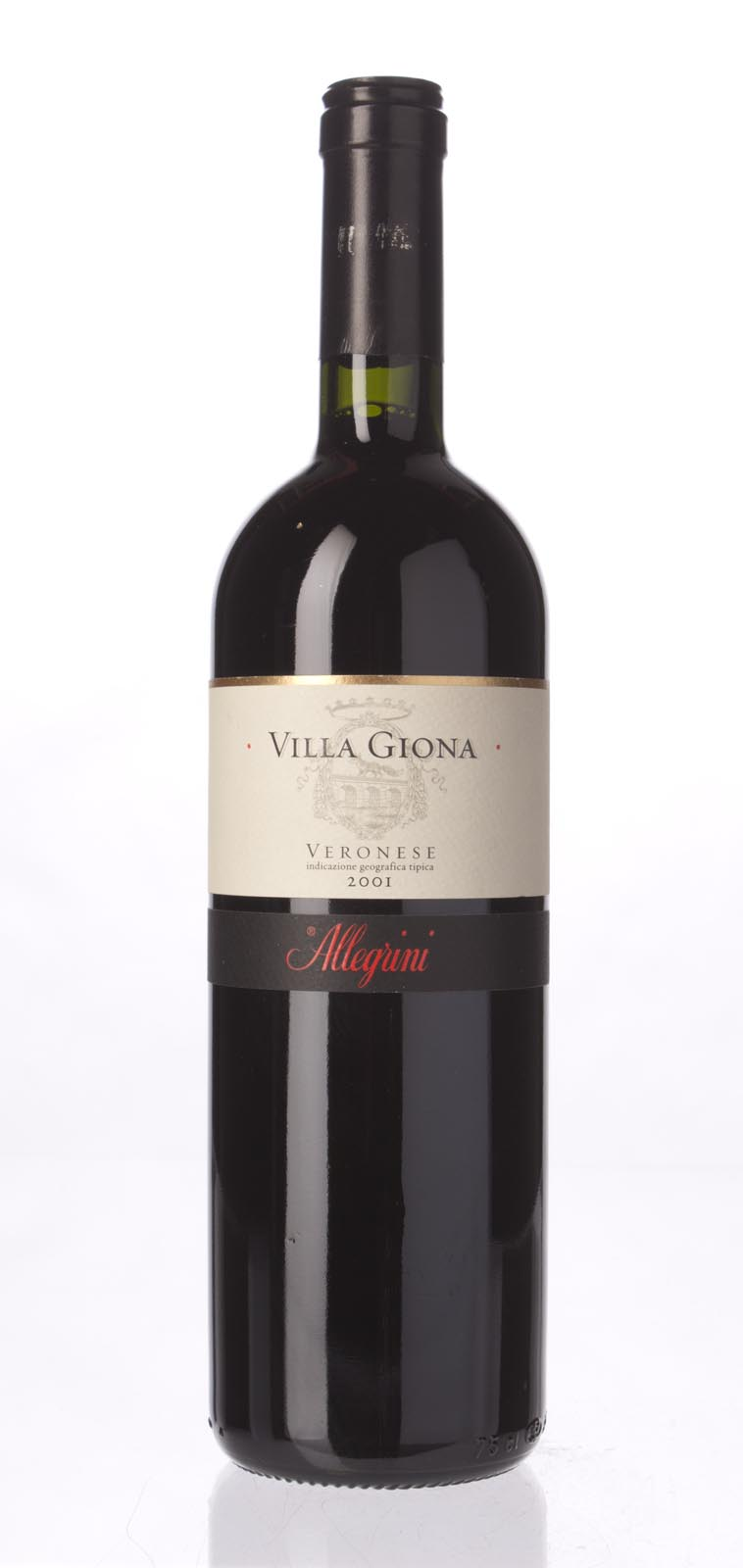 Allegrini Villa Giona 2001,  () from The BPW - Merchants of rare and fine wines.