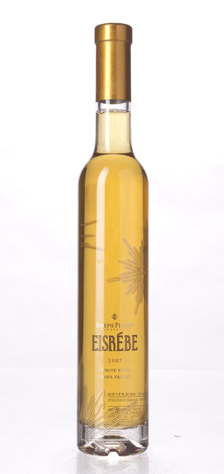 Joseph Phelps Eisrebe Late Harvest 2007, 375mL (WA93) from The BPW - Merchants of rare and fine wines.