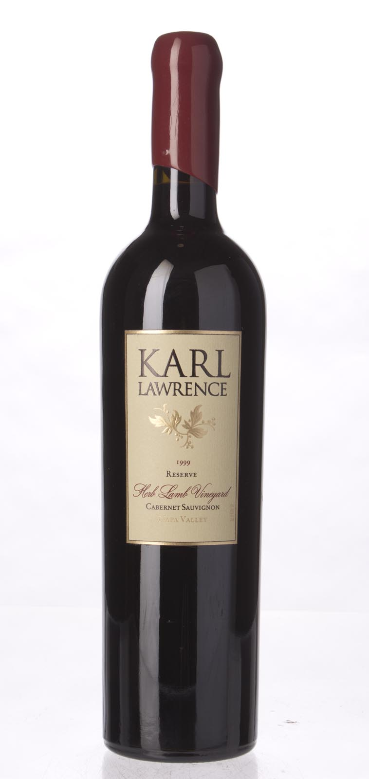 Karl Lawrence Cabernet Sauvignon Reserve Herb Lamb Vineyard 1999, 750mL () from The BPW - Merchants of rare and fine wines.