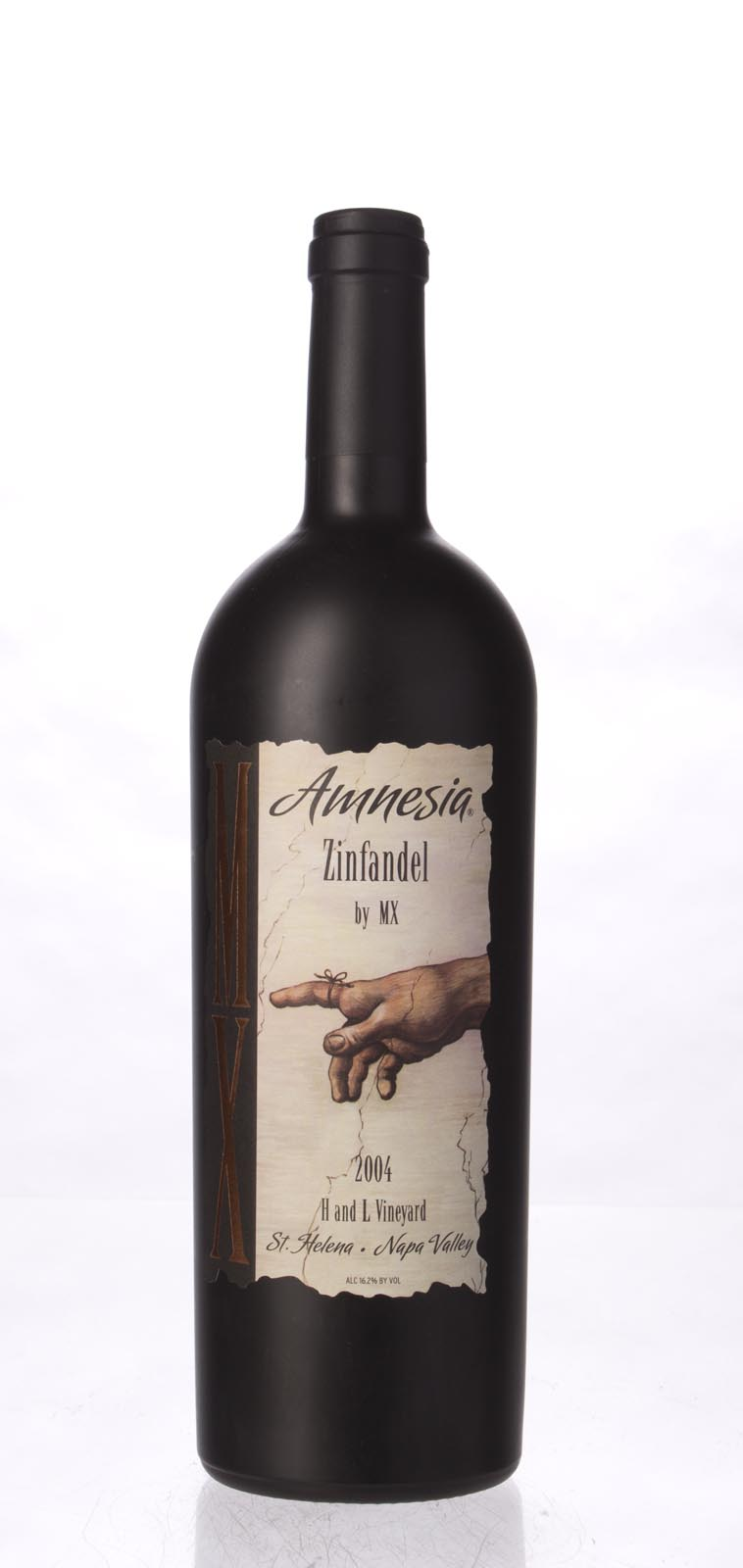 MX Wines Zinfandel Amnesia H & L Vineyard 2004, 750mL () from The BPW - Merchants of rare and fine wines.