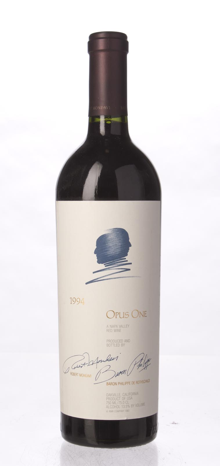 Opus One Proprietary Red Wine 1994, 750mL (WS97) from The BPW - Merchants of rare and fine wines.