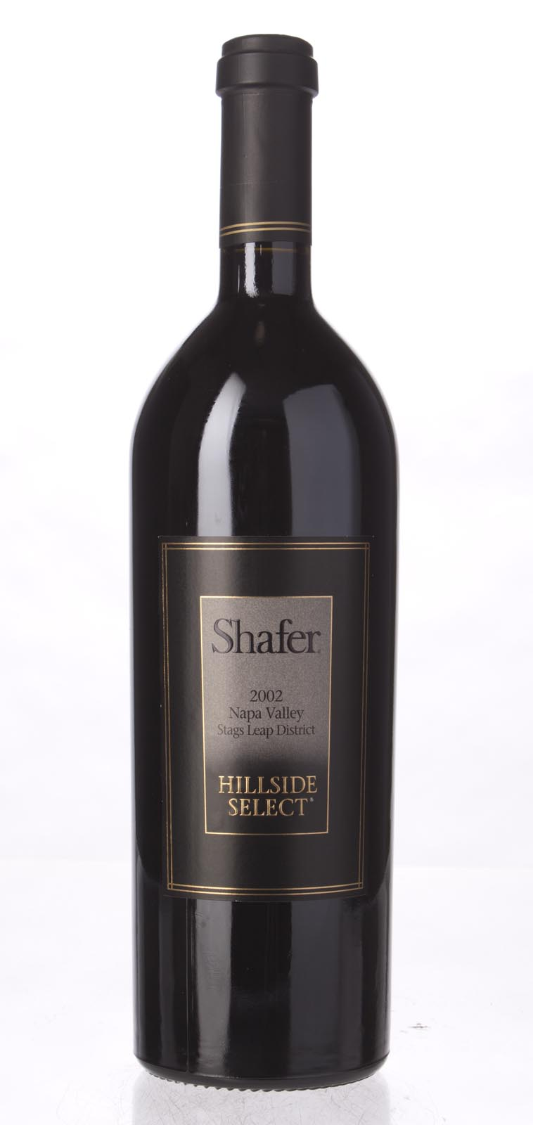 Shafer Cabernet Sauvignon Hillside Select 2002, 750mL (WA100) from The BPW - Merchants of rare and fine wines.