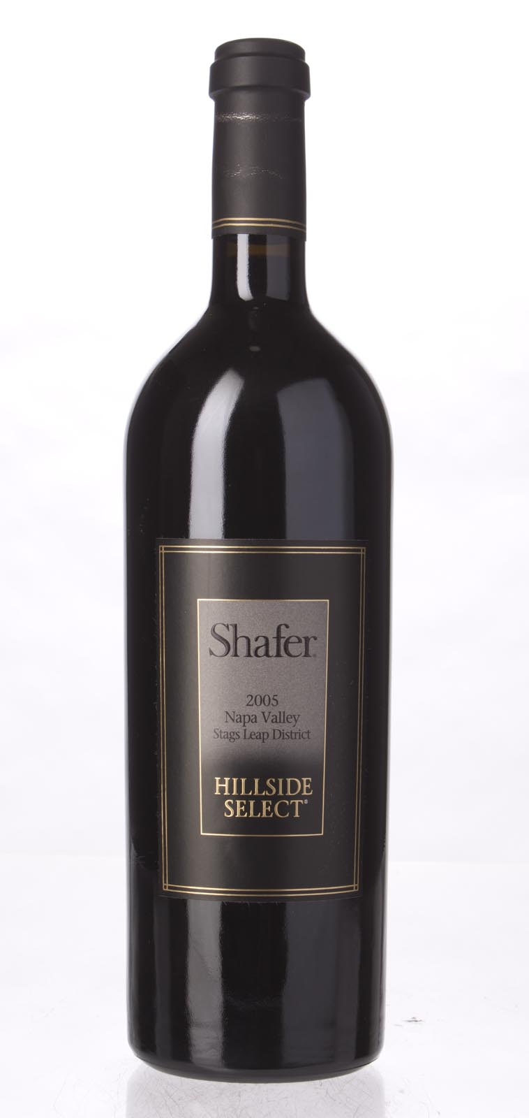 Shafer Cabernet Sauvignon Hillside Select 2005, 750mL (WA97) from The BPW - Merchants of rare and fine wines.