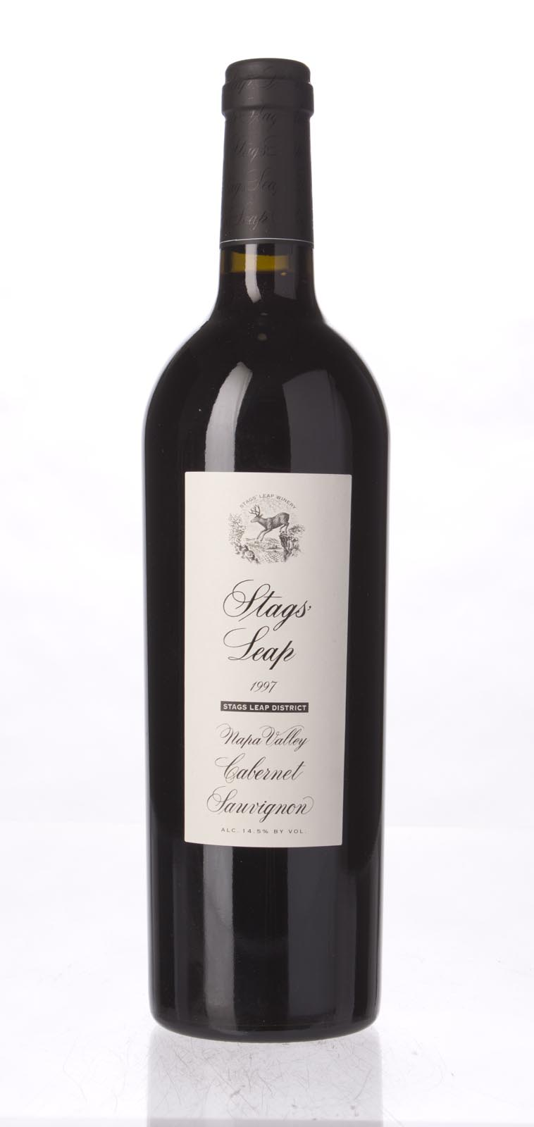 Stag`s Leap Wine Cellars Cabernet Sauvignon Napa Valley 1997, 750mL (WS92) from The BPW - Merchants of rare and fine wines.