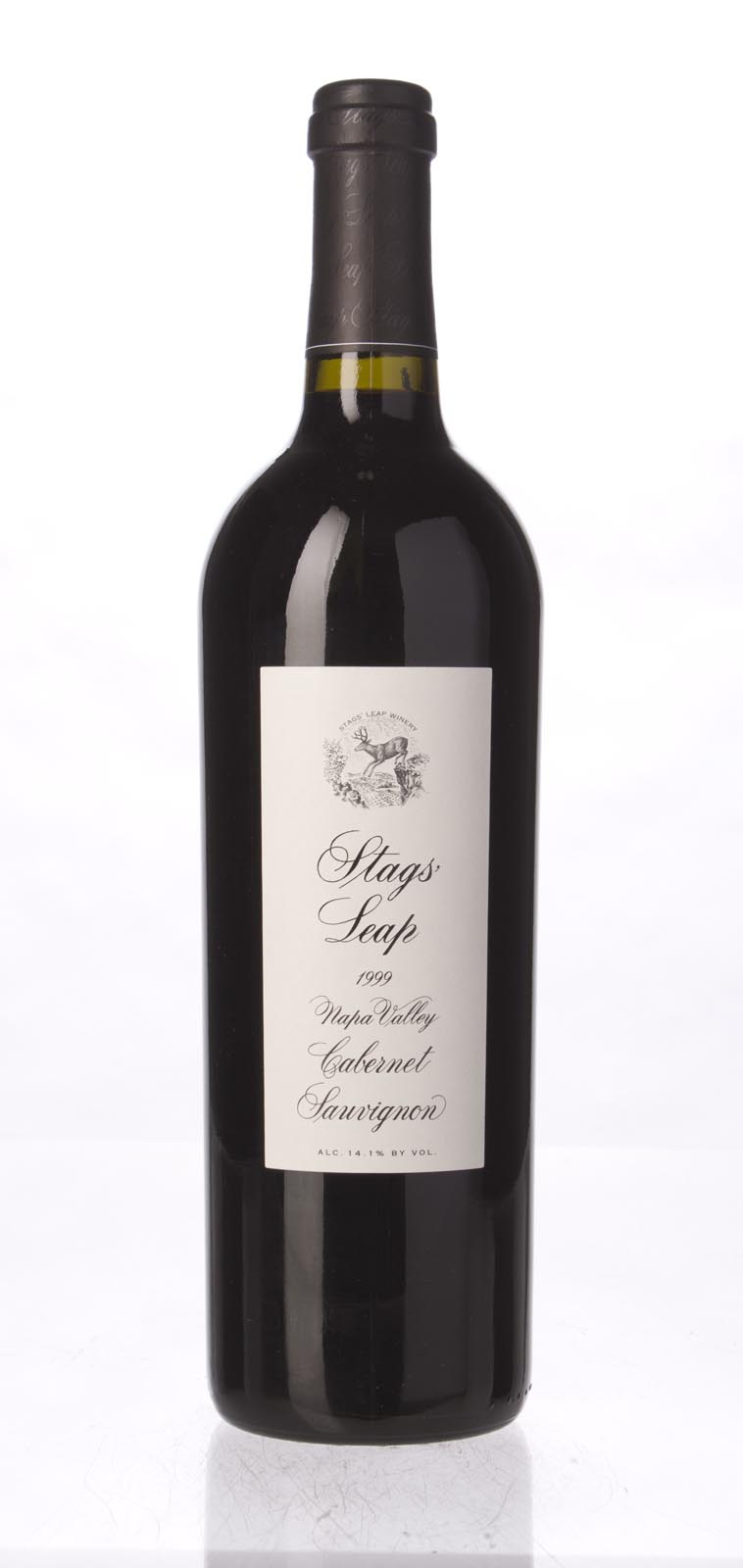 Stag`s Leap Wine Cellars Cabernet Sauvignon Napa Valley 1999, 750ml () from The BPW - Merchants of rare and fine wines.