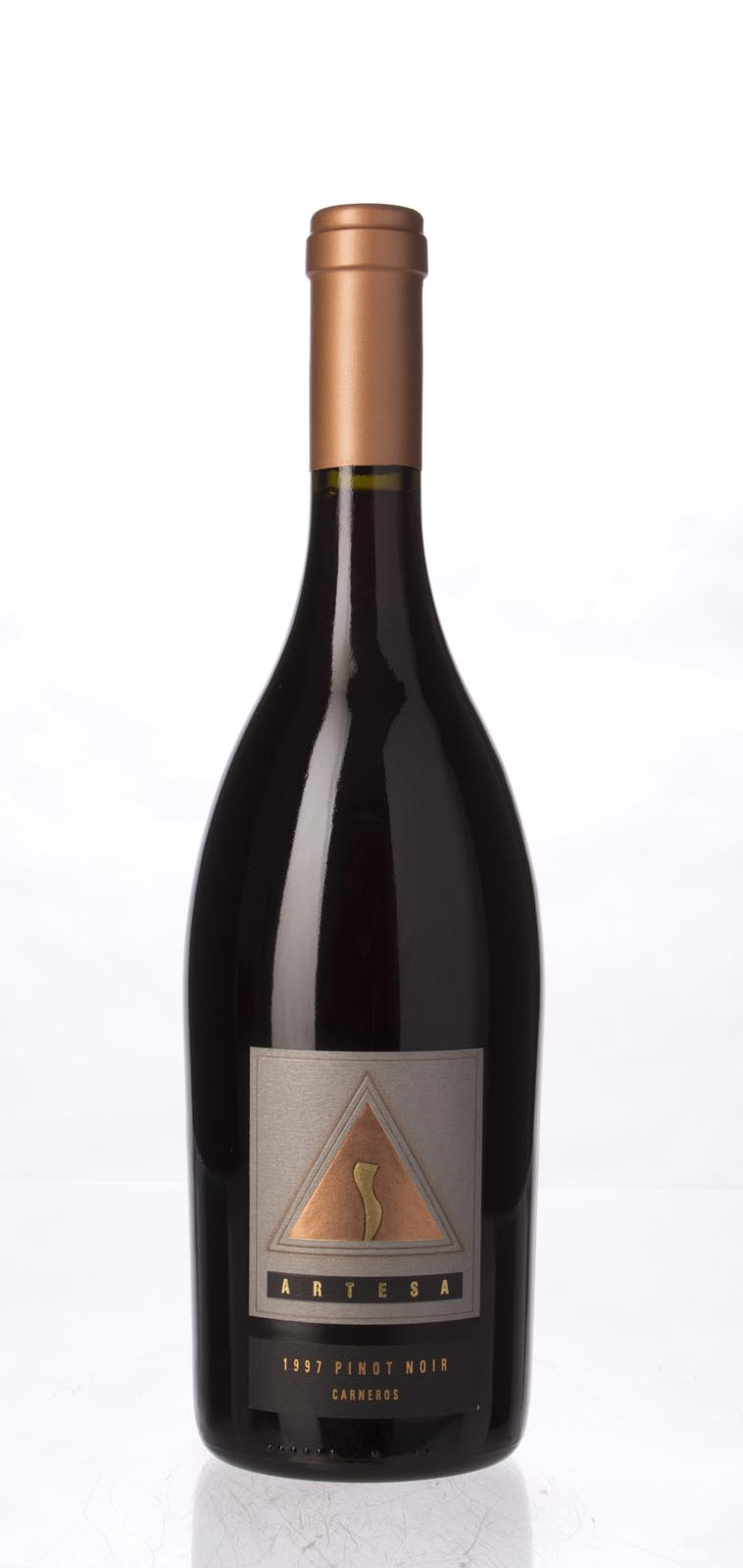 Artesa Pinot Noir Carneros 1997, 750mL () from The BPW - Merchants of rare and fine wines.