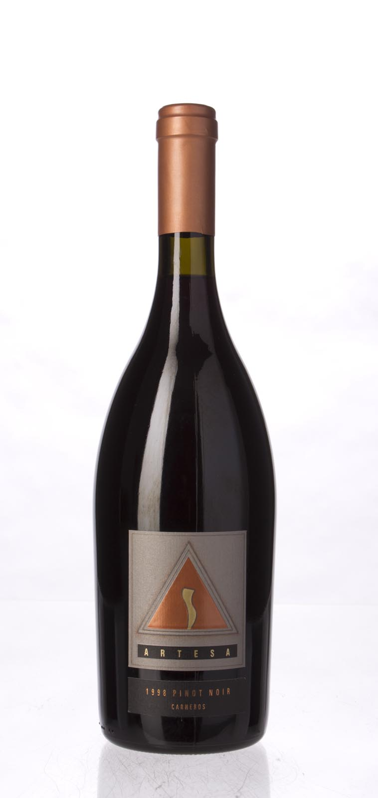 Artesa Pinot Noir Carneros 1998, 750mL () from The BPW - Merchants of rare and fine wines.