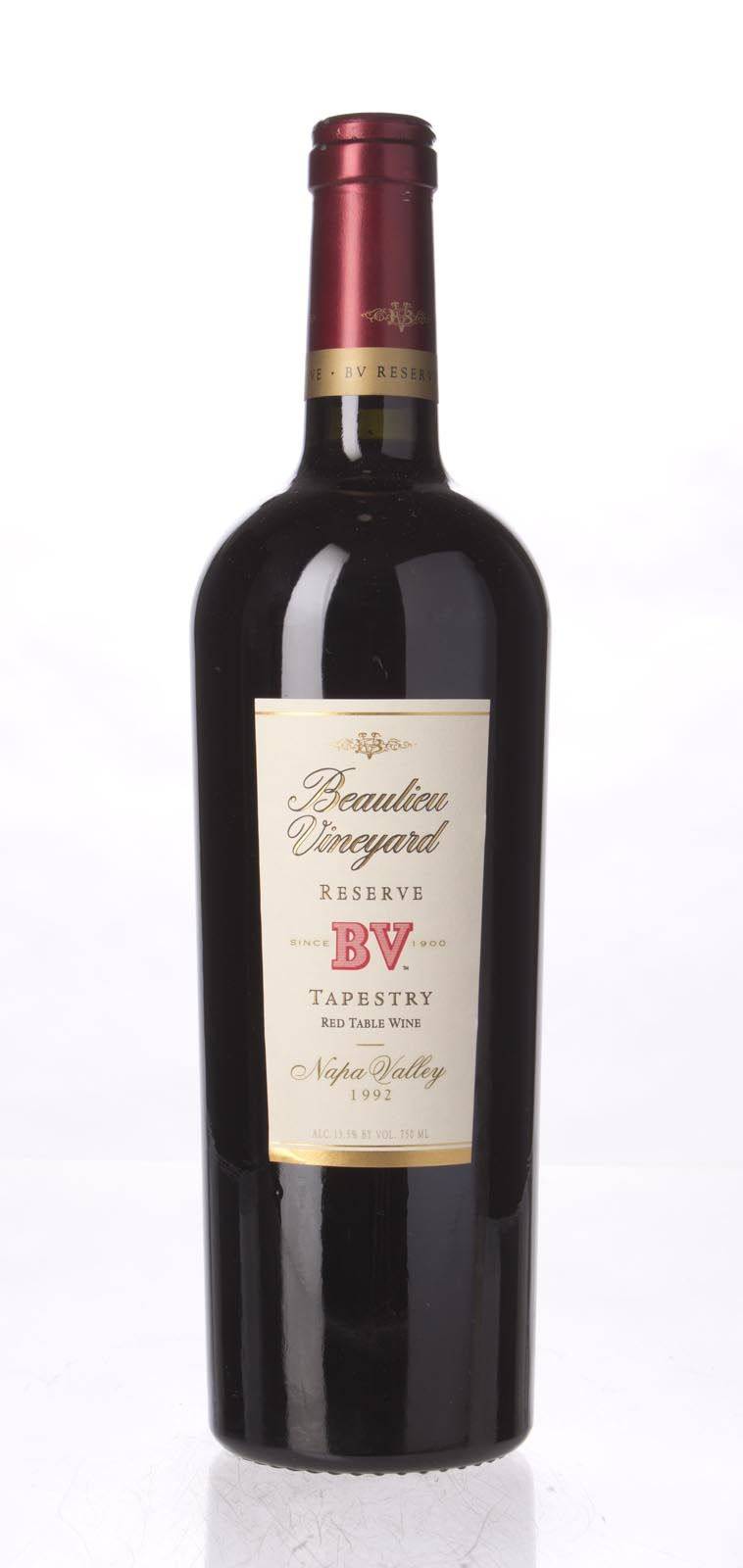 Beaulieu Vineyard Proprietary Red Tapestry Reserve 1992, 750mL () from The BPW - Merchants of rare and fine wines.